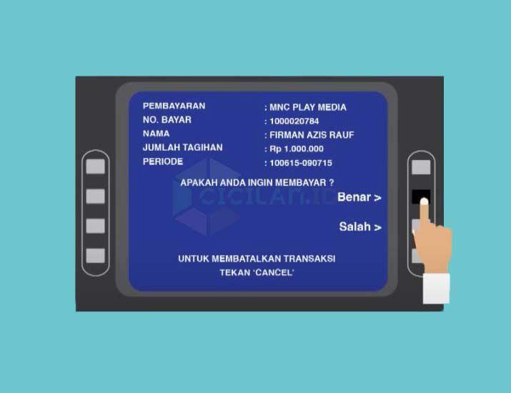 Cara Bayar Adira Lewat ATM BCA Yang Benar