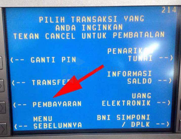 Cara Bayar Cicilan FIF Lewat ATM BCA
