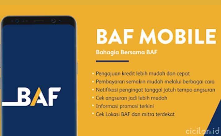 Aplikasi BAF