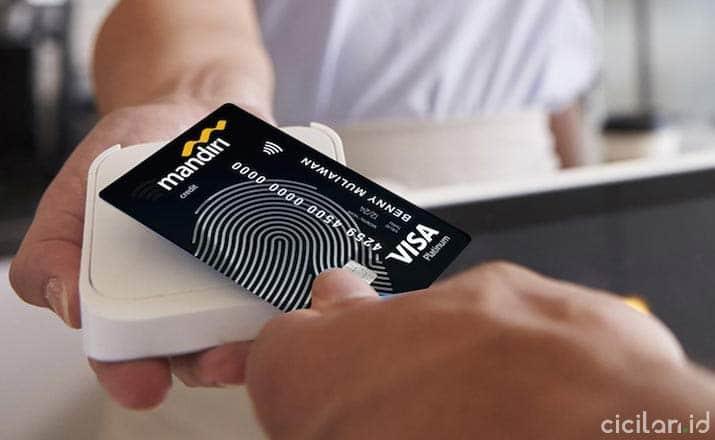 cara menonaktifkan kartu kredit mandiri