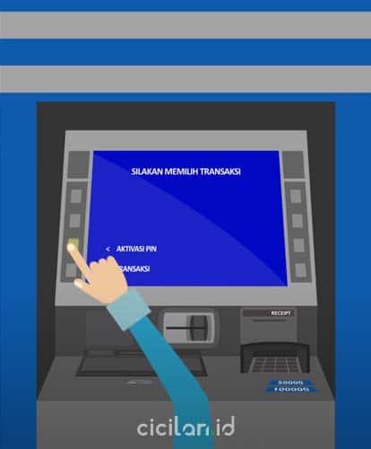 Aktivasi PIN Kartu Kredit BCA