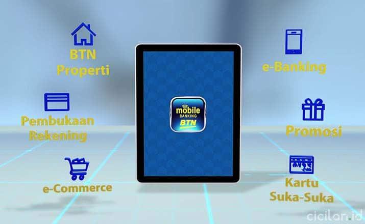 Cara Daftar SMS Banking BTN