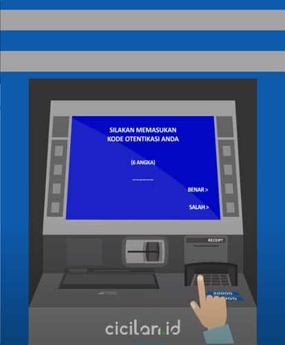 Kode Otentifikasi Kartu Kredit BCA