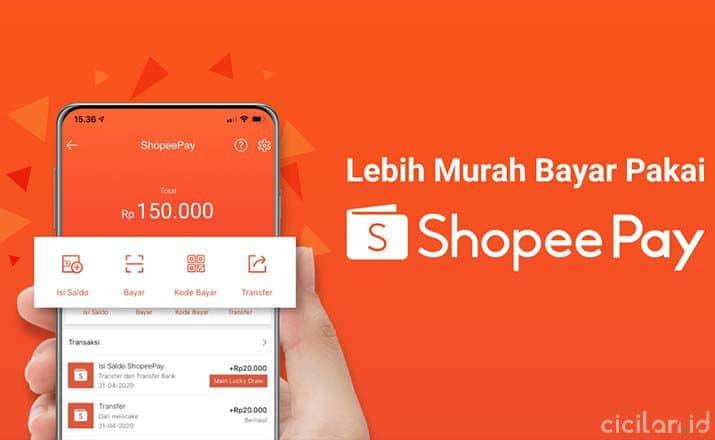 Cara Mengambil Uang di ShopeePay Via Indomaret