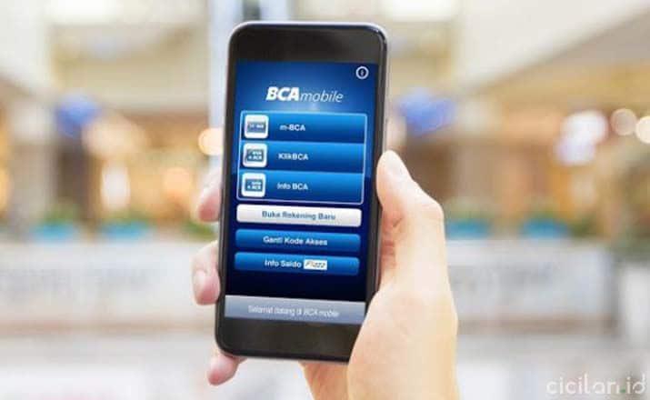 Mengganti Nomor M Banking BCA Tanpa Ke Bank