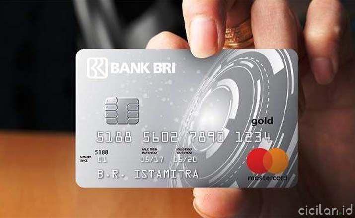 Bikin Kartu Kredit BRI Tanpa Slip Gaji
