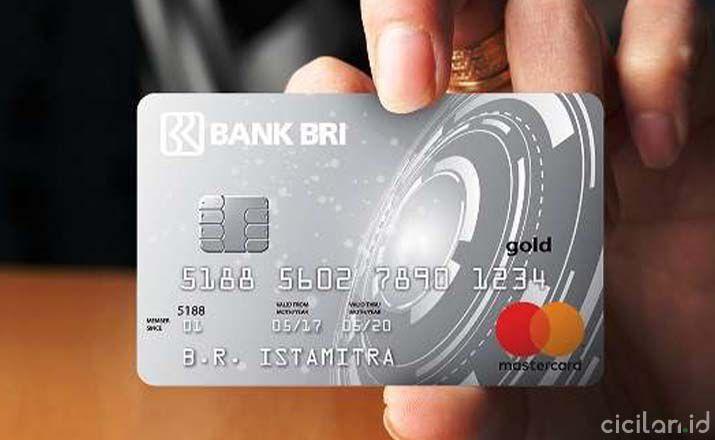 Cara Cek Limit Kartu Kredit BRI