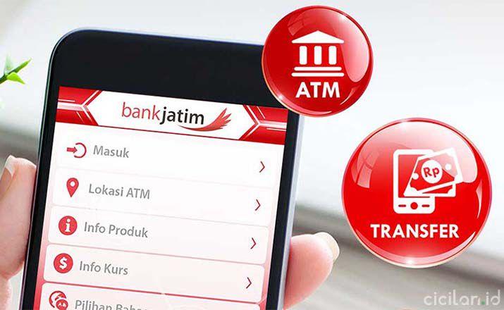 Cara Daftar M Banking Bank Jatim