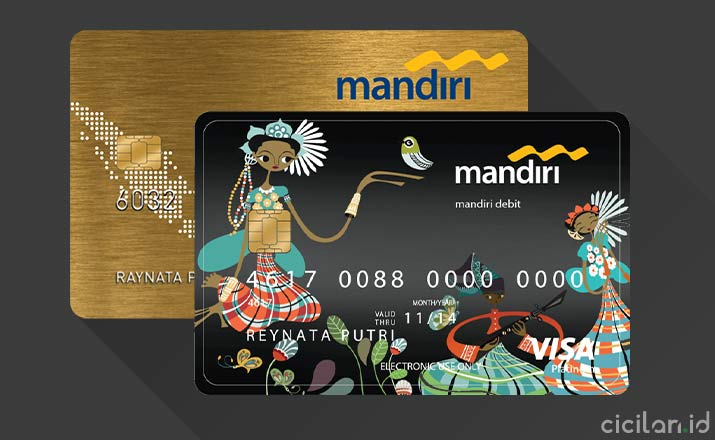 Cara Ganti Kartu ATM Mandiri