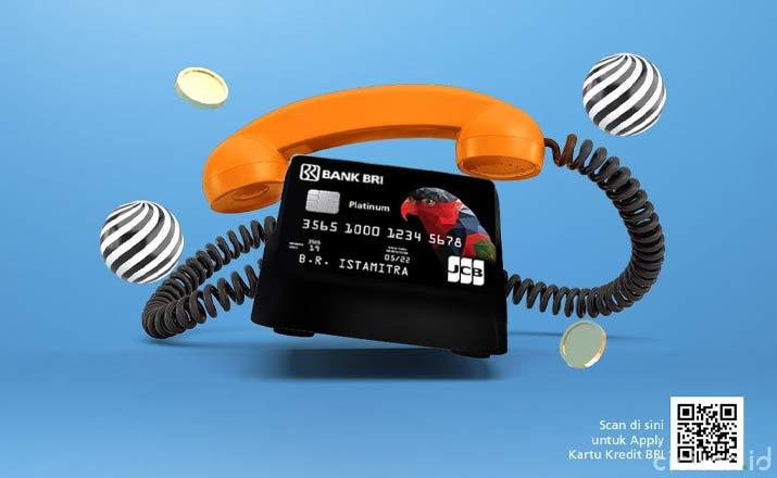 Cara Mengaktifkan Kartu Kredit BRI