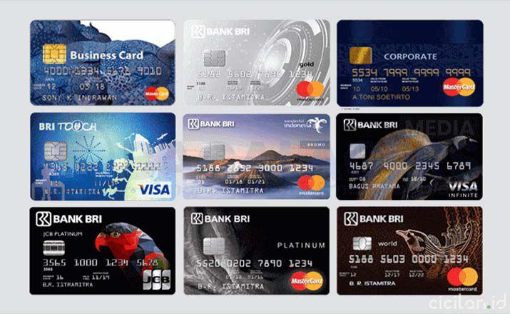 Syarat Bikin Kartu Kredit BRI