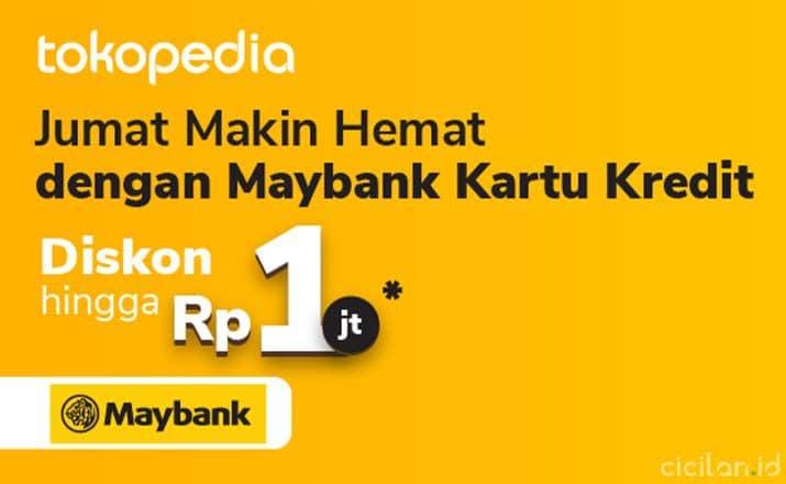 Cek Sisa Angsuran Maybank Finance